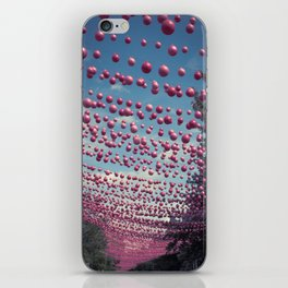 Summer Pink iPhone Skin