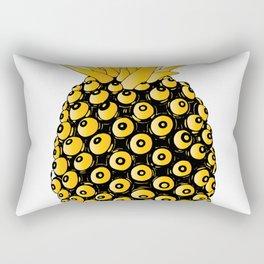 Pineapple Eyes Rectangular Pillow