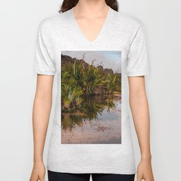 Lost World Unisex V-Neck