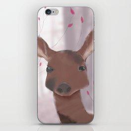 Dream Deer  iPhone Skin