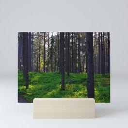 woodscape Mini Art Print