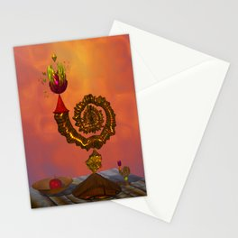 The Wizard's Table Stationery Cards