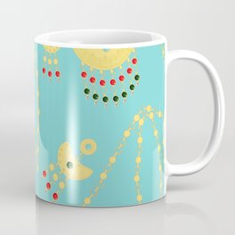 Traditional Kuwaiti Jewellery Coffee Mug