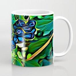 Lantana Berry Elementals Coffee Mug