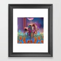 Oildra Framed Art Print