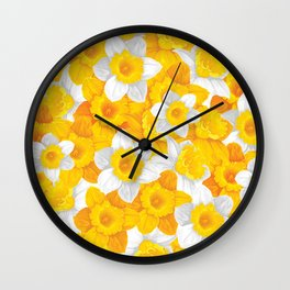 Spring in the air #13 Wall Clock