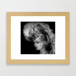 Inner Self Framed Art Print
