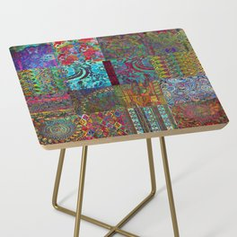 Bohemian Wonderland Side Table