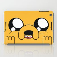 jake iPad Cases featuring Adventure - Jake by Alessandro Aru