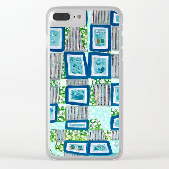 27 Pictures Clear iPhone Case