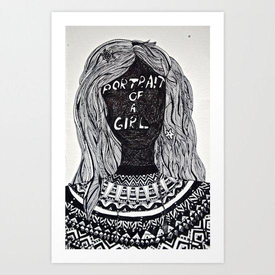 po. Art Print