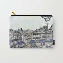 Painted Ladies Digital Drawing Carry-All Pouch