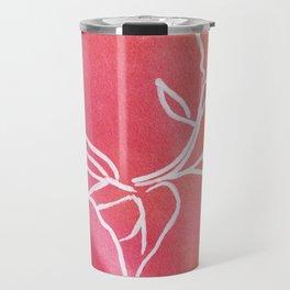 Floral No.22 Travel Mug