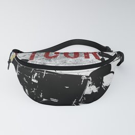 Rock 'n Roll Drums Fanny Pack