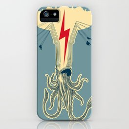 lonely park iPhone Case