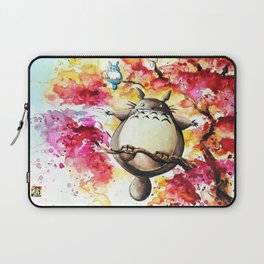 """In the red tree"" Laptop Sleeve"