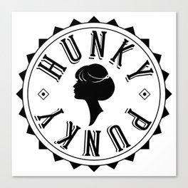 Hunky Punky - Tete #3 Canvas Print