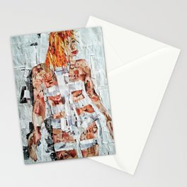 LEELOO THE FIFTH ELEMENT Stationery Cards
