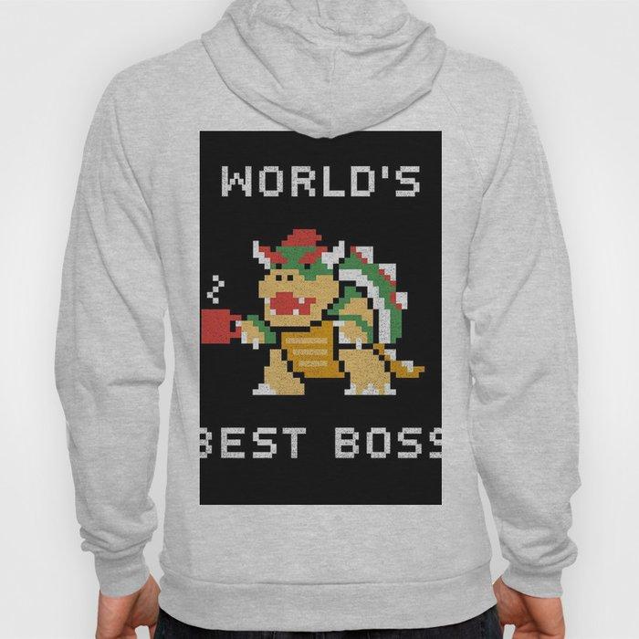 WORLD BEST BOSS Hoody
