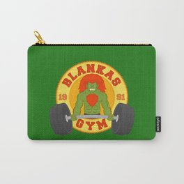 Blankas Gym Carry-All Pouch