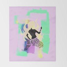 Free Mermaid Throw Blanket