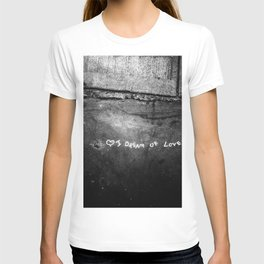 New York City I Dream of Love T-shirt