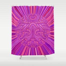 Floral Fantasy 06 hot Shower Curtain