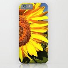 Sunflower fields forever Slim Case iPhone 6s