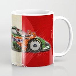 Le Mans 787B Vintage Coffee Mug