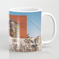 brooklyn Mugs featuring Brooklyn by Phil Provencio