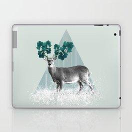 Deer, Stag, Forest Animal, Woodlands Laptop & iPad Skin