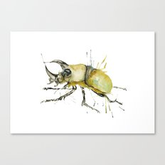 Beetlejuice Canvas Print