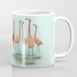 Flamingo Mingle Coffee Mug