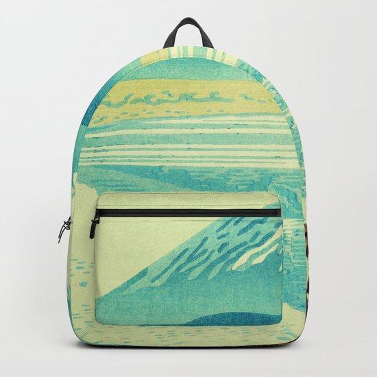 The Hues beyond Janaha Backpack