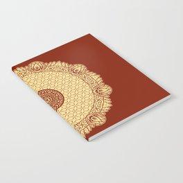 Mandala 8 Notebook