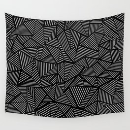 Abstraction Linear Wall Tapestry