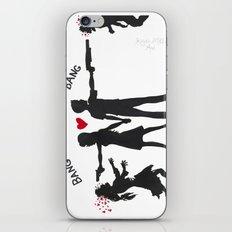 Zombie Hunting iPhone & iPod Skin