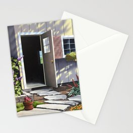 Wisconsin Summer Shed Stationery Cards