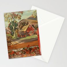 Autumn Moments Stationery Cards