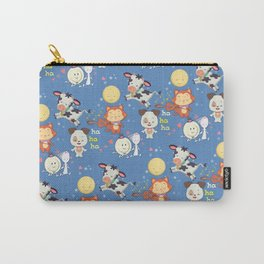 hey diddle diddle Carry-All Pouch