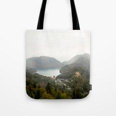 Hohenschwangau Tote Bag