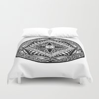 deco Duvet Covers featuring Deco by ThisIsG1