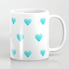 AQUA HEART Coffee Mug