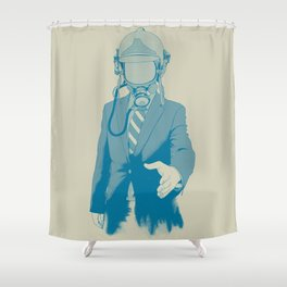 Come To Our Aid Shower Curtain