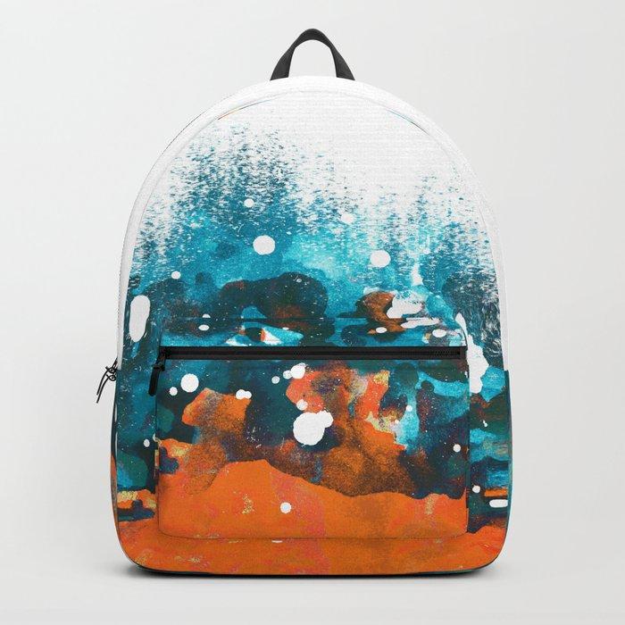 Crashing Wave Backpack