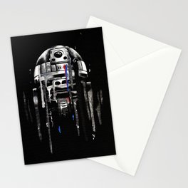 """""""Nearsighted Scrap Pile"""" Stationery Cards"""