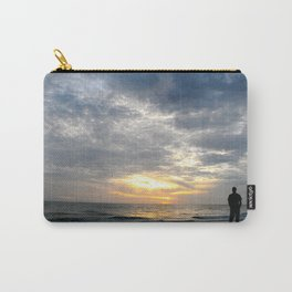 Walk into the sunset.. Carry-All Pouch