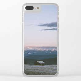 Living the dream - Landscape and Nature Photography Clear iPhone Case