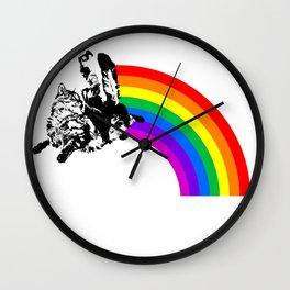 Catrider Wall Clock