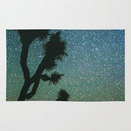 Joshua Tree Milky Way Rug